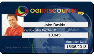 OGIDiscount.com Card